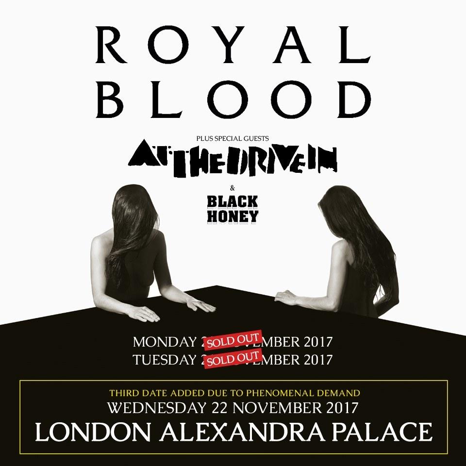Royalblood Band Tour